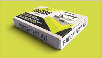 U-Series Radon Kit